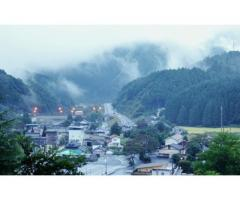 【ご近所さん歓迎】  岡山県苫田郡鏡野町奥津川西の奥津渓の体験共有