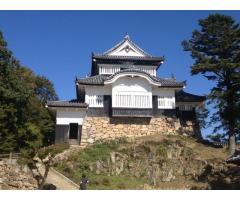 【ご近所さん歓迎】岡山県高梁市内山下の備中松山城の体験共有