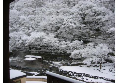 【ご近所さん歓迎】岡山県真庭市の湯原温泉の体験共有
