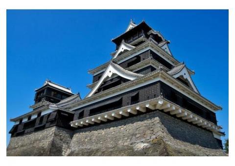 【ご近所さん歓迎】熊本県熊本市中央区本丸の熊本城の体験共有