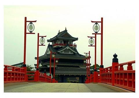 【ご近所さん歓迎】 愛知県清須市朝日城屋敷の清州城の体験共有