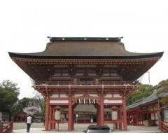 【ご近所さん歓迎】 愛知県津島市神明町の津島神社の体験共有