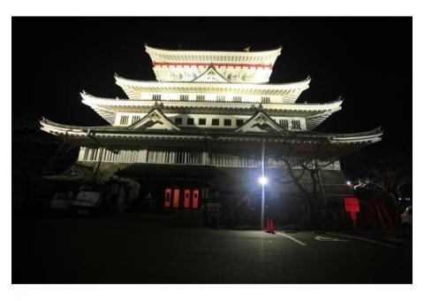 【ご近所さん歓迎】 静岡県熱海市曽我山の熱海城の体験共有