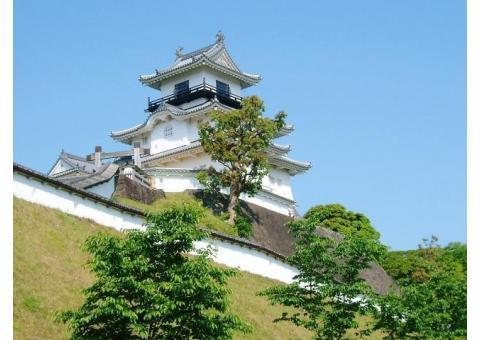 【ご近所さん歓迎】 静岡県掛川市掛川の掛川城の体験共有