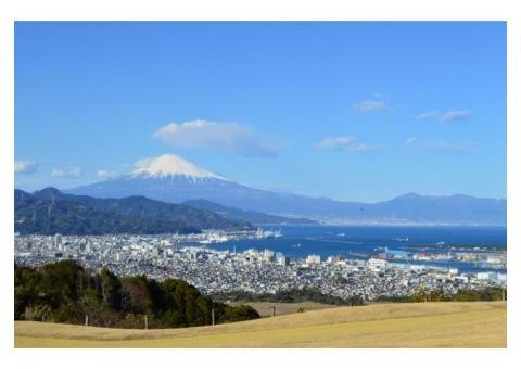 【ご近所さん歓迎】静岡県静岡市清水区馬走の日本平の体験共有