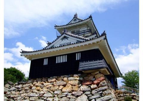 【ご近所さん歓迎】  静岡県浜松市中区元城町の浜松城の体験共有