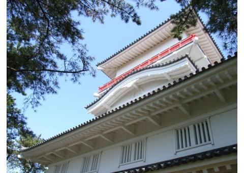 【ご近所さん歓迎】秋田県秋田市の久保田城跡の体験共有