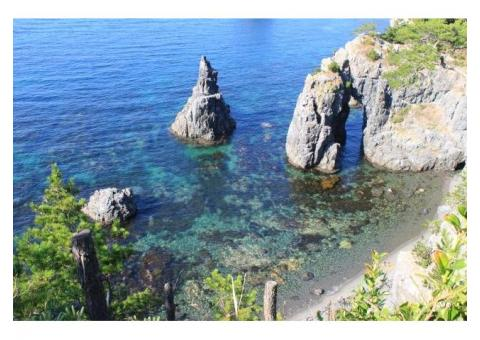 【ご近所さん歓迎】 山口県長門市仙崎の青海島の体験共有