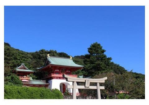【ご近所さん歓迎】山口県下関市阿弥陀寺町の赤間神宮の体験共有