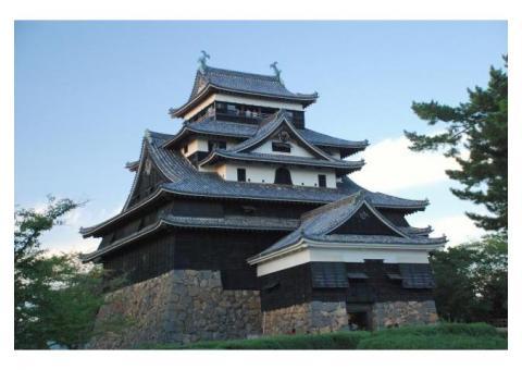 【ご近所さん歓迎】島根県松江市殿町の松江城の体験共有