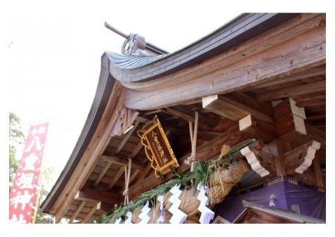 【ご近所さん歓迎】島根県松江市佐草町の八重垣神社の体験共有