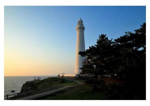 【ご近所さん歓迎】 島根県出雲市大社町日御碕の出雲日御碕灯台の体験共有