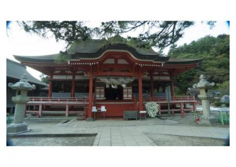 【ご近所さん歓迎】  島根県出雲市 大社町日御碕の日御碕神社 の体験共有