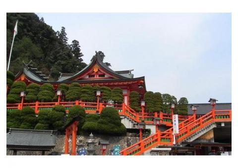 【ご近所さん歓迎】島根県鹿足郡津和野町後田の太皷谷稲成神社 の体験共有