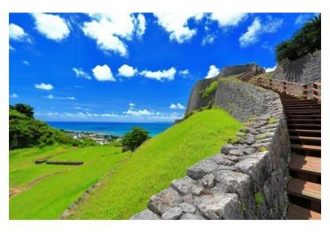 【ご近所さん歓迎】沖縄県うるま市勝連南風原の勝連城跡の体験共有