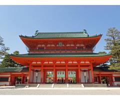 【ご近所さん歓迎】 京都府京都市左京区岡崎西天王町の平安神宮の体験共有