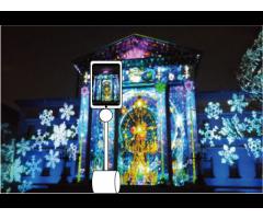 【各日3組限定】OSAKA光のルネサンス(iTOUR:ロボット操作)【平日:無料】