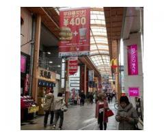 【心斎橋商店街】を中継します☆